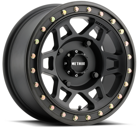Method 405 Beadlock Matte Black
