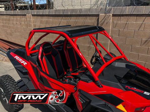 Sand slayer speed style 2 Seat Cage (fits 2019 Turbo S and 2019 RZR models)