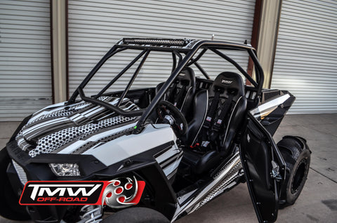 Dune edition speed cage  2 seater (fits 2018 and older RZR 1000 models)