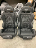 Can am X3 Black Widow 2 Bucket Seats and Bench-Triple X