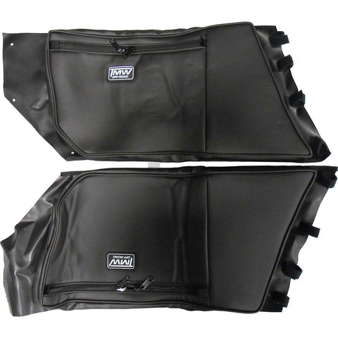 TMW Can Am X3 Max 4 seat Door Bags