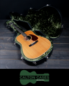 Calton Dreadnought Case, Black and Green
