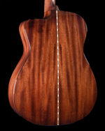 Bourgeois JOMC-T, Jumbo OM Cutaway, Thin Body, Bearclaw Sitka Spruce, Figured Mahogany - SOLD