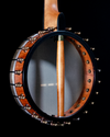 "OME Minstrel, Cherry, 11"" Open-Back Banjo, Scroll Headstock - SOLD"