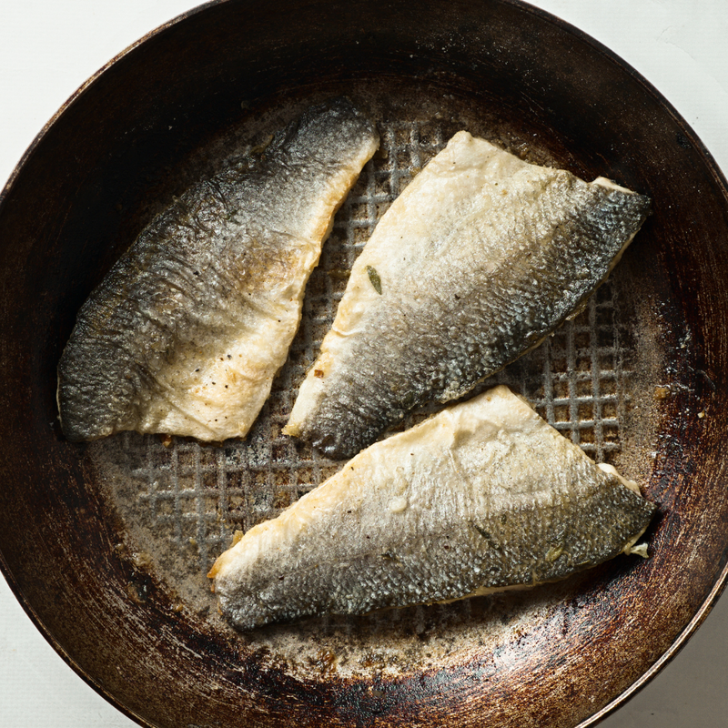 SEA BASS FILLETS