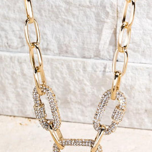 Chain Necklace- 2 Colors Available