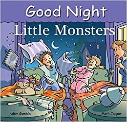 Good Night Little Monsters Book