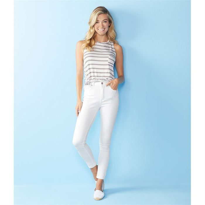 White Darcy MP Jeans