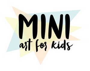 MINI art for kids