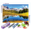 Nature's Beauty Diamond Painting Set