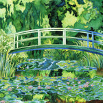 Water Lily Diamond Painting Set