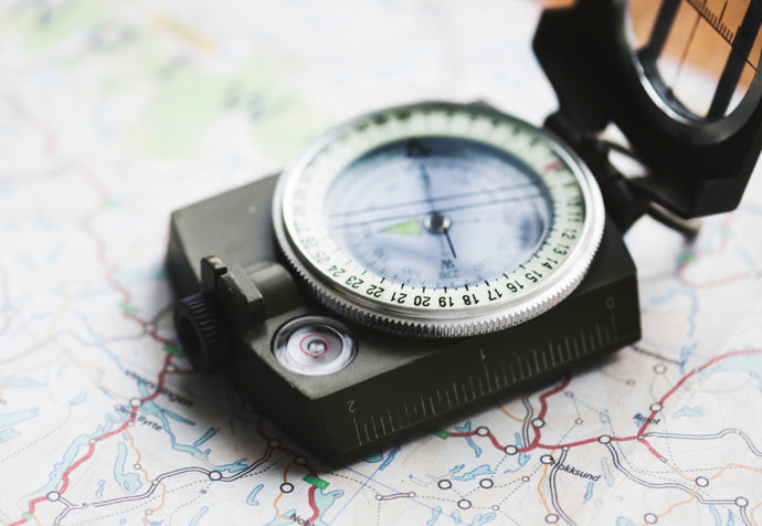 Quick science activity: Make your own compass