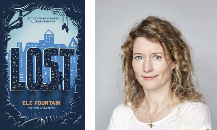 An interview with Ele Fountain about Lost and her favourite adventure books for kids