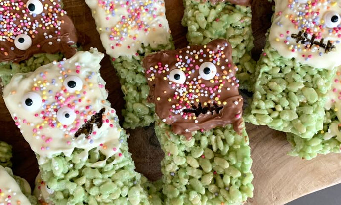 7 fun and easy Halloween food ideas for kids