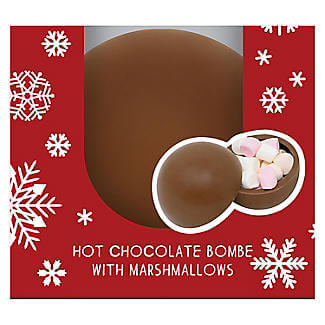 Cocoba Hot Chocolate Bomb with Marshmallows
