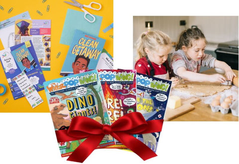 Last minute subscription gift ideas for kids