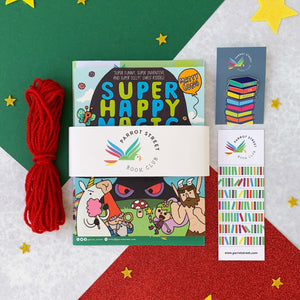 Super Happy Magic Forest book and gifts for kids under £20