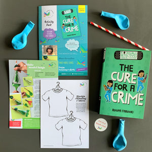 The Cure for a Crime Past Pack
