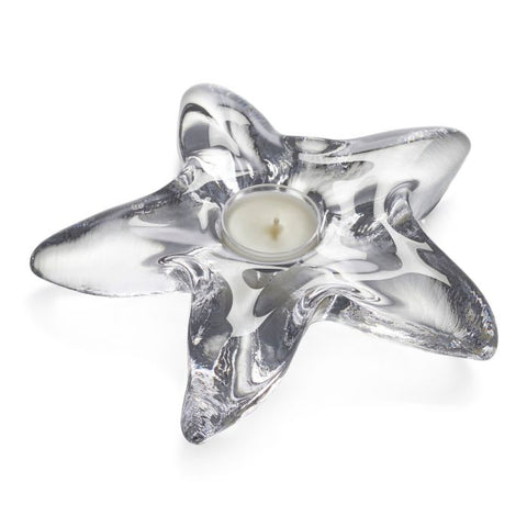 Starfish Tealight In Gift Box