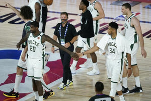 MILWAUKEE BUCKS ISSUE STATEMENT AFTER PLAYOFF GAME PROTEST