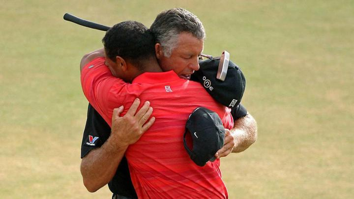 Golf: Steve Williams opens up on being dumped as caddie by Tiger Woods
