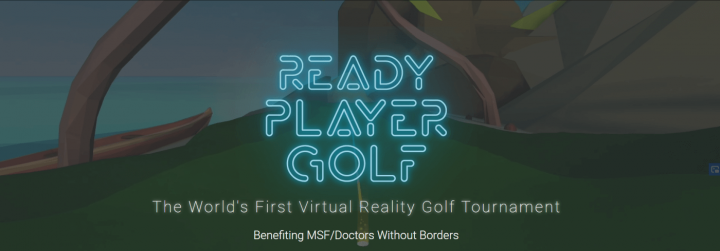 BLACK GOLF CLUB NEWS: Ready Player Golf and the Future of Fundraising Through VR Sports