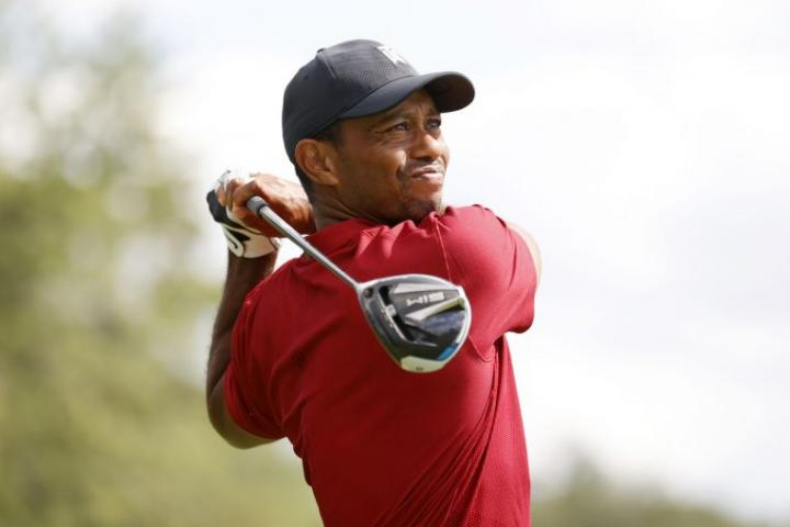 Tiger Woods brings sore back and troubled game into next week's US Open