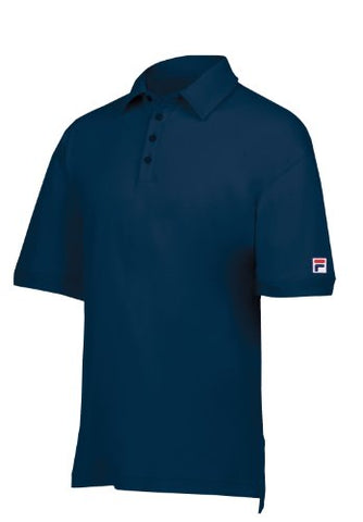 Fila Golf Men's Amsterdam Polo Shirt (X-Small, Fila Navy)