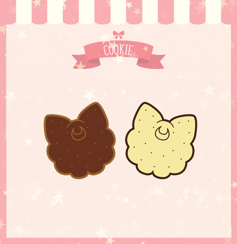 Cookie Pin Set