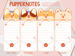 Puppernotes