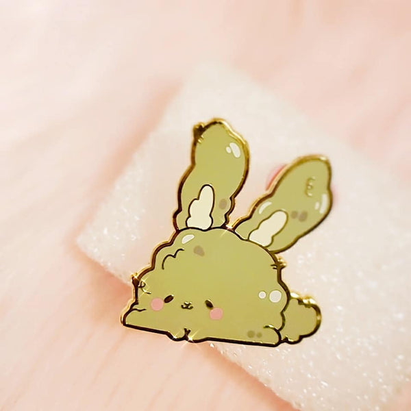 Dust Buns pin set