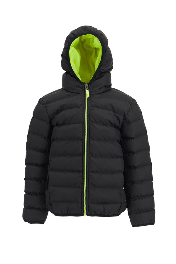 Boy Hooded Coat