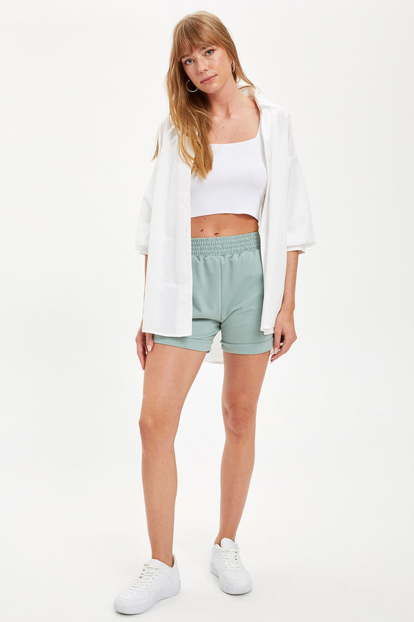 Damen Regular Fit Shorts