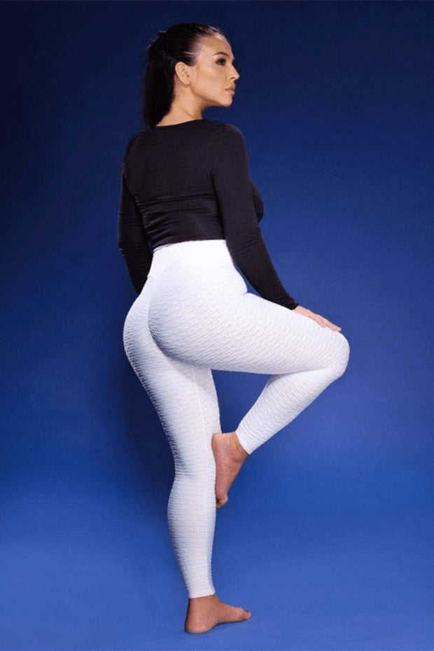 AmourBae™ Booty-Lifting Compression Leggings