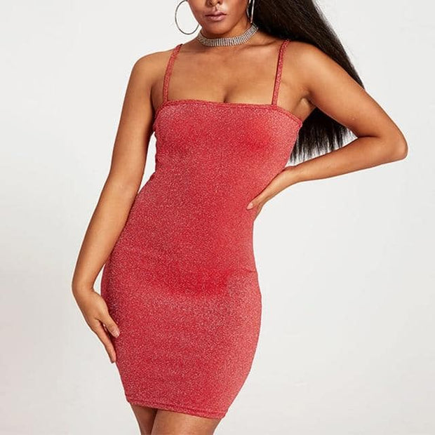 AmourBae™ Sexy Nightclub Mini Dress
