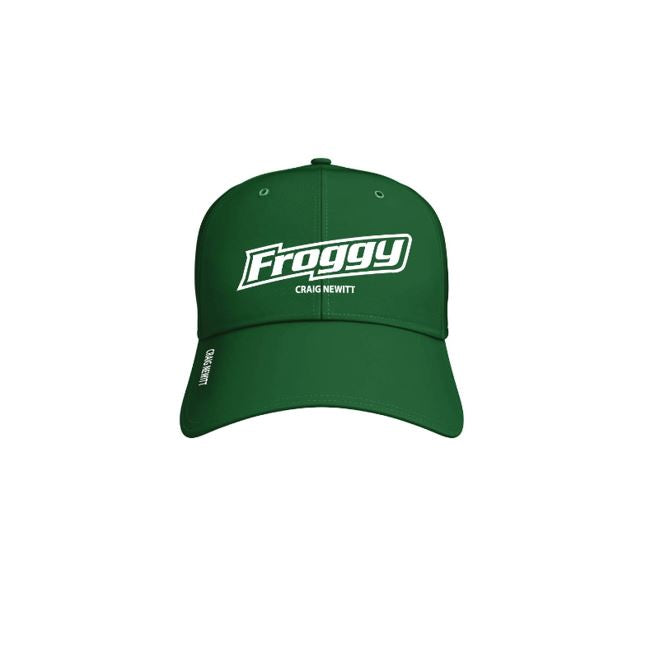 Craig Newitt - Froggy Sports Cap
