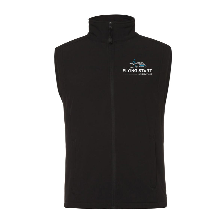Flying Start - Soft Shell Layer Vest