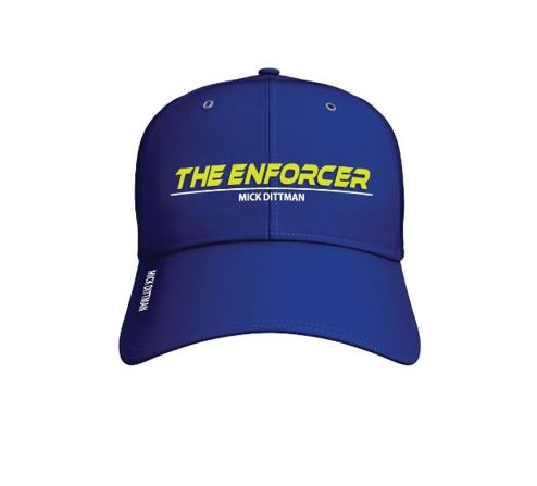 Mick Dittman - The Enforcer Sports Cap