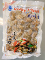 Asari Clams (With Shell) Frozen - あさり殻つき(冷凍) 500g