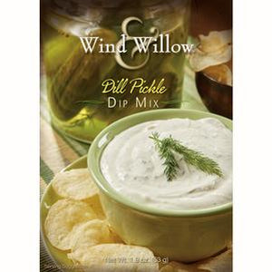 Dill Pickle Dip Mix