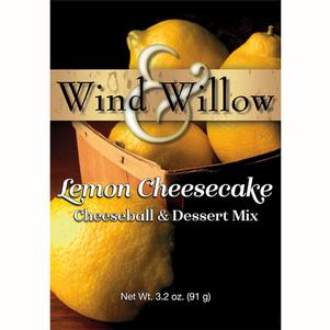 Lemon Cheesecake Dessert Cheeseball Mix