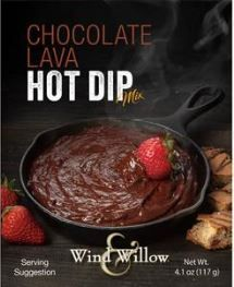 Hot Dip Mix Chocolate Lava