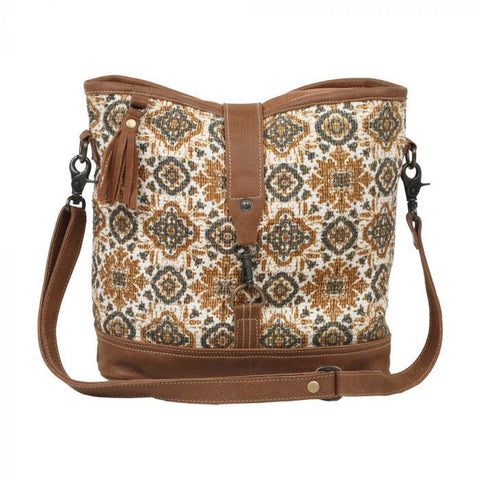 Dipping Blocks Shoulder Bag