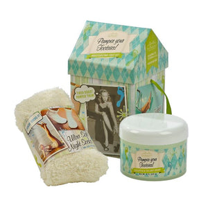 Foot Care Kit Eucalyptus & Tea