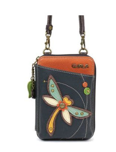 Dragonfly Chala Wallet Crossbody