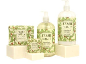 Fresh Holly Shea Butter Lotion
