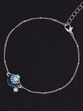 Sea Shell Charm Anklet