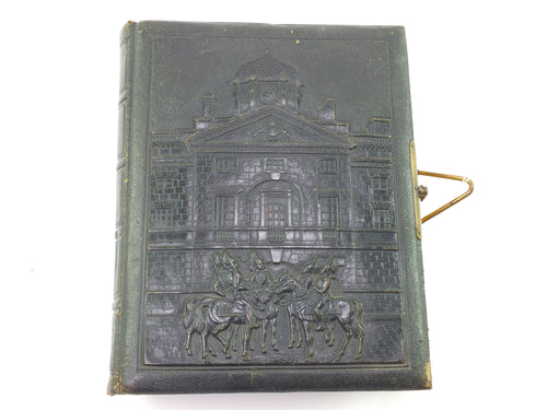 A Fine, Unusual Military Photo Album. SN X1468 | West Street Antiques