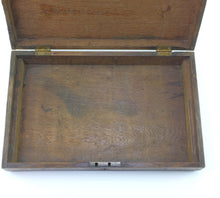 Load image into Gallery viewer, An Oak Gun Case. SN X1732