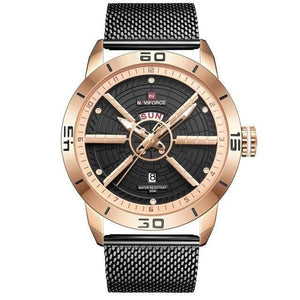 Relógio Naviforce Luxury Sport Masculino